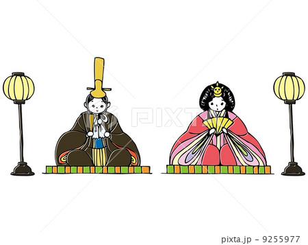 ひな祭り 9255977