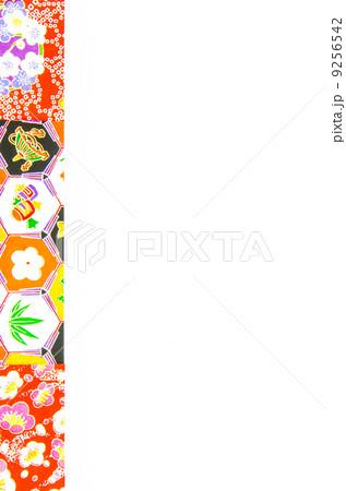 和柄の背景素材の写真素材 [9256542] - PIXTA