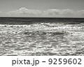 海 海水 あぶくの写真 9259602