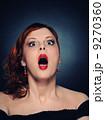 表情 パニック 恐慌の写真 9270360