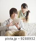 インターネット 操作 タブレットPCの写真 9288932