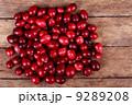 Fresh  cranberries 9289208