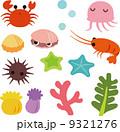 海の生き物 9321276