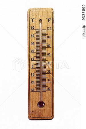 Old thermometerの写真素材 [9323699] - PIXTA