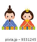 ひな祭り 9331245
