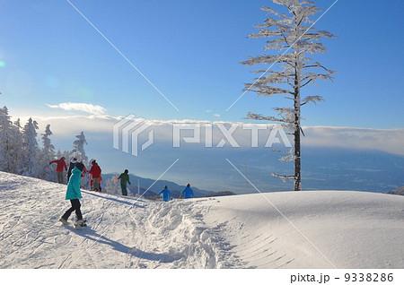 志賀高原スキー場 9338286