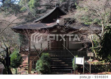 京都 醍醐寺 上醍醐 清瀧宮拝殿 9346804