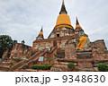 タイ王国 アユタヤ 遺跡の写真 9348630
