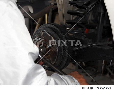 自動車車の車検点検整備修理 9352354