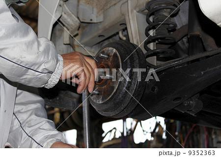 自動車車の車検点検整備修理 9352363