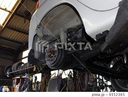 自動車車の車検点検整備修理 9352365