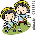 幼児 ベクター 子供のイラスト 9355321