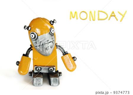 modern robotの写真素材 [9374773] - PIXTA