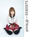 バレンタイン バレンタインデー 女性の写真 9380975