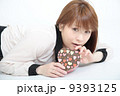 バレンタイン バレンタインデー 女性の写真 9393125