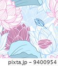 lotus seamless pattern 9400954