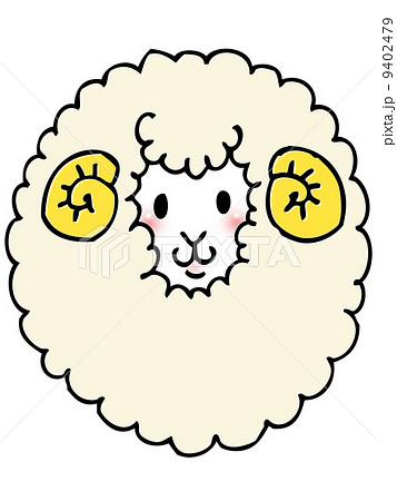 もこもこ羊 9402479