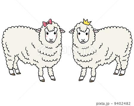 羊2匹 9402482