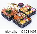 和食 おせち おせち料理の写真 9423086