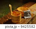 手桶 風呂桶 木桶の写真 9425582