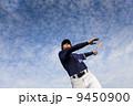 運動競技 アジア人 アジアンの写真 9450900