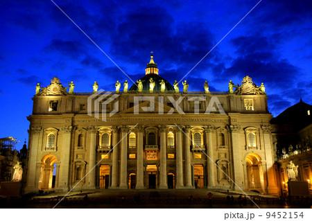 サン・ピエトロ大聖堂 St.Peter's Basilica 9452154