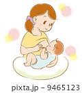 乳幼児 女性 母親のイラスト 9465123