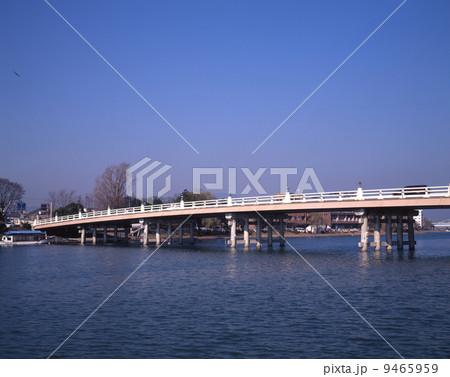 瀬田の唐橋 9465959