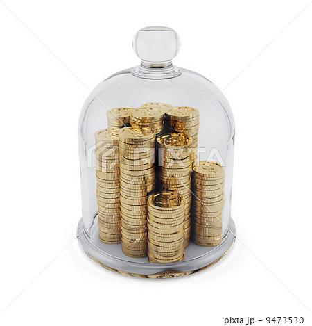 Financial conceptのイラスト素材 [9473530] - PIXTA