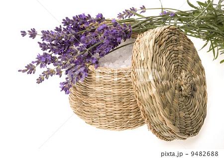 lavender bathの写真素材 [9482688] - PIXTA