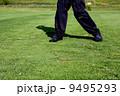 ゴルフ ブランコ 振るの写真 9495293