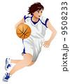 女子バスケ 9508233