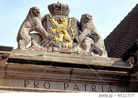 ベルギー王室の紋章 9512777