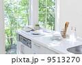 窓辺のキッチン 9513270
