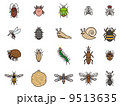 害虫セット 9513635