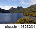 タスマニア タスマニア島 湖の写真 9523234