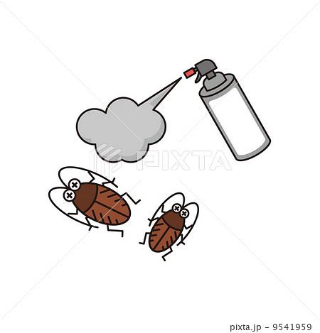 「ゴキブリ 退治 フリー素材」の画像検索結果