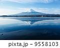 逆さ富士 9558103
