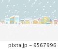 吹雪の街 9567996
