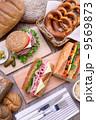 サンドイッチ 9569873