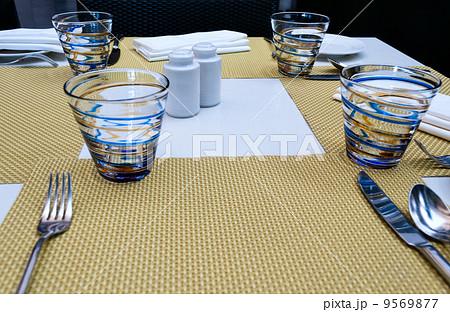 Table settingの写真素材 [9569877] - PIXTA
