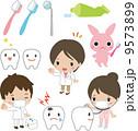 子どものための歯医者さんのイラスト 9573899