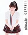 テニス 女性 人物の写真 9577344