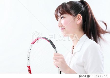 テニス 部活 サークル イメージ 9577972
