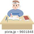 勉強 受験 受験生のイラスト 9601848