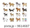 犬のセット 9614687
