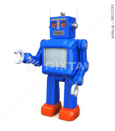 ビンテージロボット 9615293