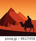 ベクトル エジプト エジプト人のイラスト 9617456