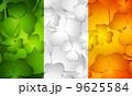 シャムロック アイリッシュ 旗のイラスト 9625584