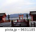厳島神社と大鳥居 9631185